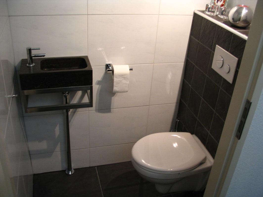 Zwevend toilet klusbedrijf enschede beterbert - Toilet wastafel ...