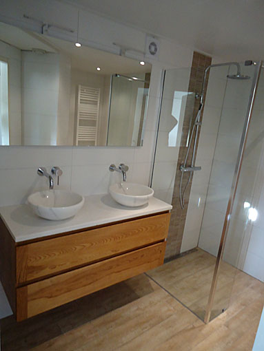 Badkamer goedkoop pimpen for Goedkoop interieur
